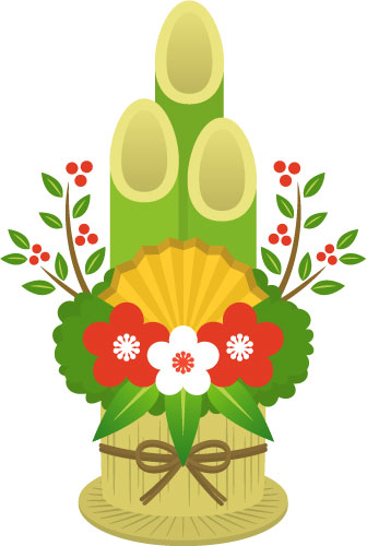 free-vector-illustration-kadomatsu
