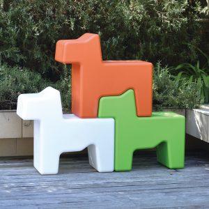 庭造 イス DOGS
