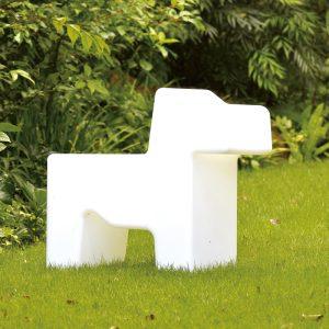 庭造 ガーデンチェアー DOGS