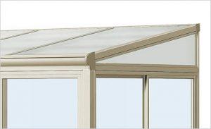 サンフィールⅢ フラット型屋根
