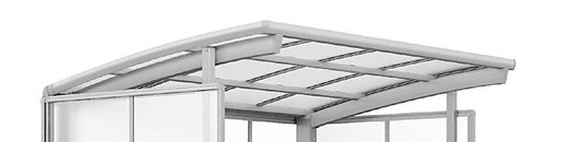フーゴパーク Rタイプ屋根