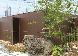 外壁 外装 メタルカラー シンプル モダン おしゃれ 名古屋 守山 春日井