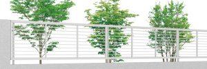 1型 プレスタフェンス 安い フェンス 守山 名古屋 春日井