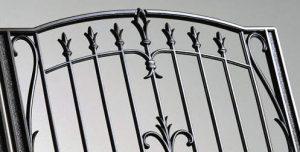 6型 お庭 安い リフォーム 春日井 守山 名古屋 エクステリア 見積り 門扉 鋳物 門まわり 入口 車庫 ゲート