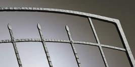 1型 プロヴァンス 新築 外構 エクステリア お庭 鋳物 安い フェンス リフォーム 境界 フェンス 名古屋 守山 春日井