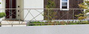 3型2 見積り 相談 新築 お庭 リフォーム 木調 安い フェンス 鋳物 奇抜 変わった デザイン おしゃれ シンプル 名古屋 守山 春日井 瀬戸 尾張旭