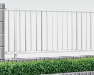 T1型 シンプル フェンス 安い アルミ 目隠し 境界 シンプレオ フェンス リーズナブル 安い 新築 見積り 外構 リフォーム お庭 名古屋 愛知 守山 春日井