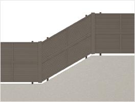 2段施工 プレスタフェンス LIXIL 安い フェンス 名古屋 春日井 フェンス 安い LIXIL