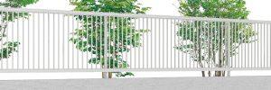 2型 名古屋 守山 春日井 瀬戸 尾張 安い フェンス プレスタフェンス