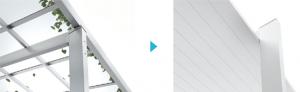 汚れ カーポートSC 汚れない 気にならない カーポート 屋根 アルミ 名古屋 春日井 瀬戸 尾張旭 おしゃれ 1台用 2台用 駐車場 スリム スマート LIXIL 三協アルミ ykk プロ 外構 エクステリア プランナー