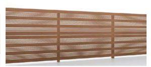 横平板角面材