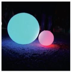 smart green ガーデンライトボール