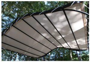 フレンチサイクルポート 屋根