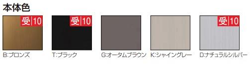 テールポートシグマⅢ 色