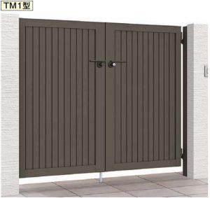 開き門扉AB TM1型