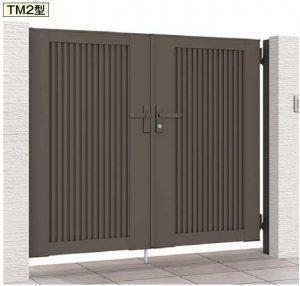 開き門扉AB TM2型
